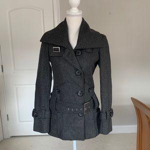 Moda International Wool Pea Coat